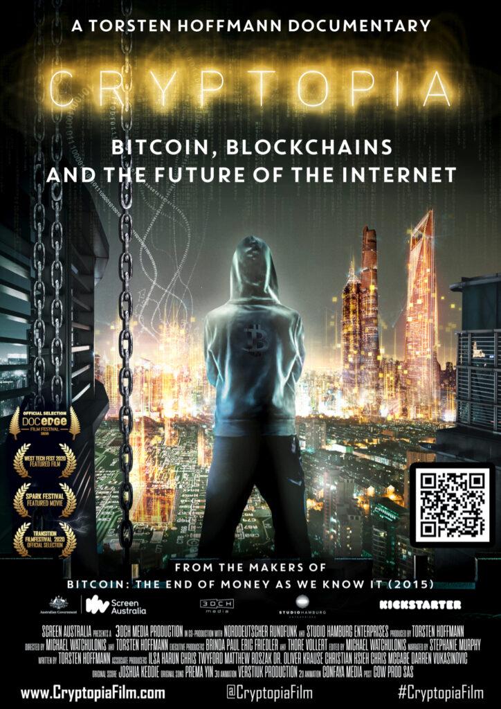 CryptopiaFilm Poster